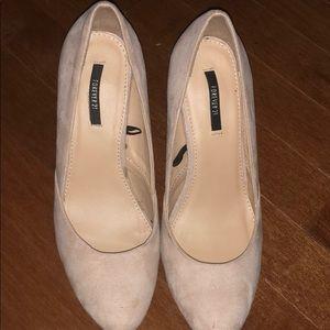 Really cute baby pink heels